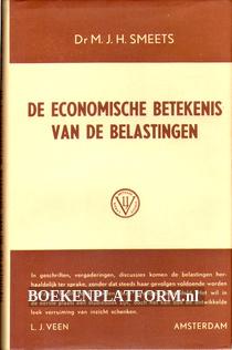 De economische betekenis van de belastingen