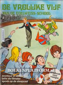 De Vrolijke Vijf van de Edelweiss school 2