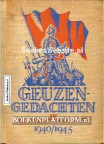 Geuzengedachten 1940 / 1945