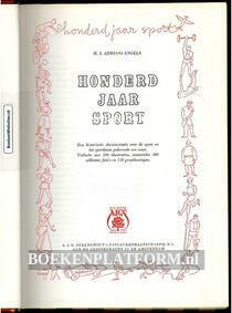 Honderd jaar Sport