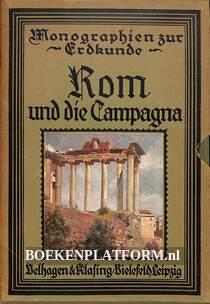 Rom und die Campagna von D
