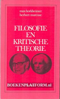Filosofie en kritische theorie
