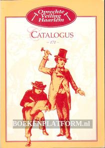 Oprechte Veiling Haarlem, catalogus 171