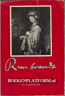 Rembrandt tentoonstelling