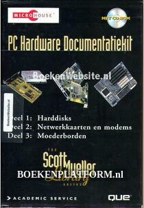 PC Hardware Documentatiekit 3 delig