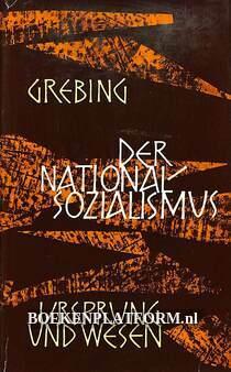 Der Nazional-sozialismus