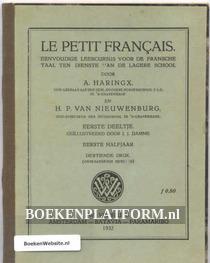 Le petit Francais dl. 1