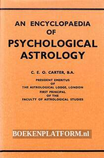 An Encyclopaedia of Psychological Astrology
