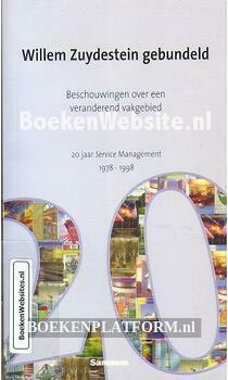 Willem Zuydestein gebundeld