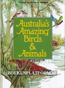 Australia's Amazing Birds & Animals