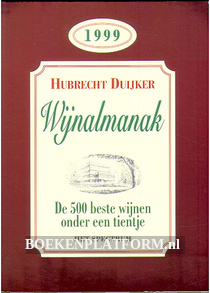 Wijnalmanak 1999