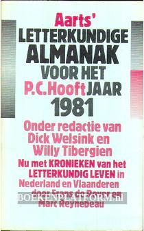 Aart's letterkundige Almanak 1981