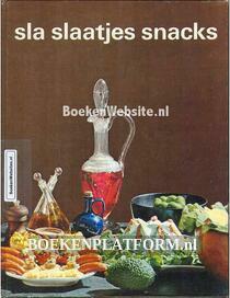 Sla slaatjes snacks