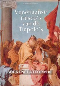 Venetiaanse fresco's van de Tiepolo's