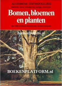 Bomen, bloemen en planten