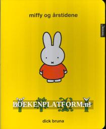 Miffy og arstidene