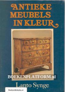 Antieke meubels in kleur