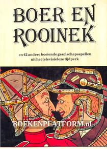 Boer en Rooinek