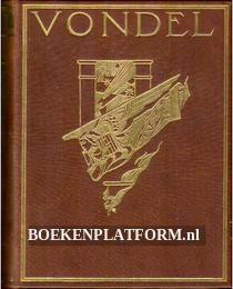 De werken van Vondel, tekstuitgave in tien deelen