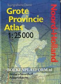 Grote Provincie Atlas Noord-Holland