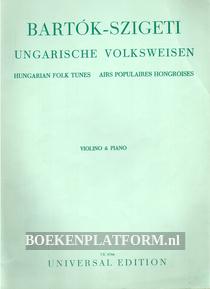 Ungarische Volksweisen