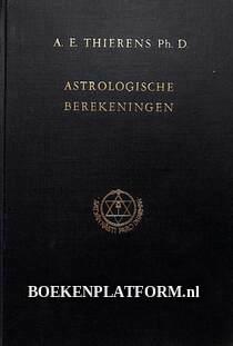 Astrologische berekeningen