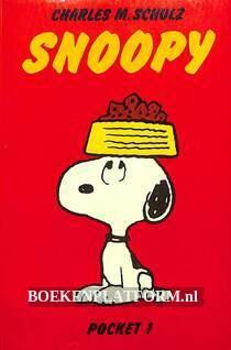 Snoopy pocket 1