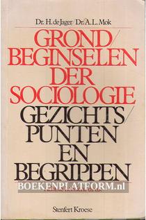 Grondbeginselen der sociologie