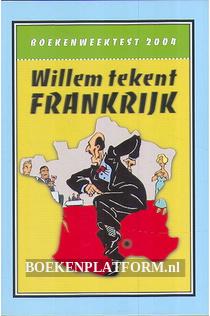 2004 Willem tekent Frankrijk