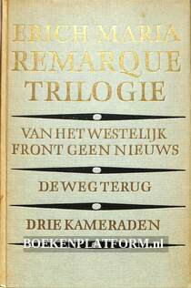 Erich Maria Remarque trilogie