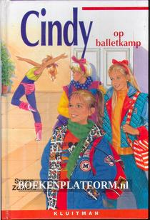 Cindy op balletkamp