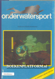 Onderwatersport magazine 1983 Ingebonden