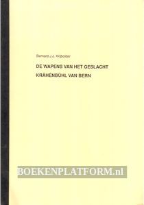 De wapens van het geslacht Krahenbuhl van Bern