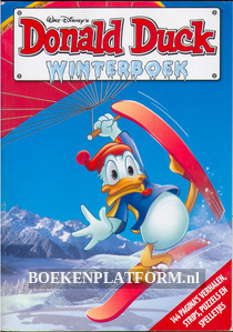 Donald Duck winterboek
