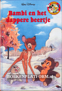 Bambi en het dappere beertje