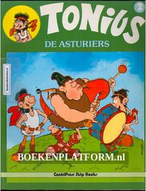 Tonius, De Asturiers
