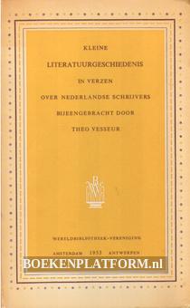 Kleine literatuurgeschiedenis in verzen