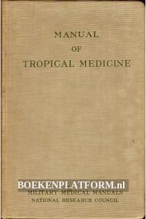 Manual of Tropical Medicine