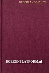 Wolters woordenboek Nederlands-Duits