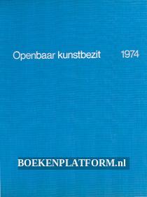 Openbaar kunstbezit 1974