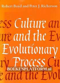 Culture and the Evolutionary Proces