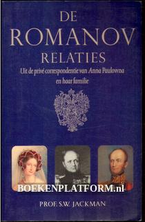 De Romanov relaties
