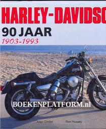 Harley-Davidson 90 jaar