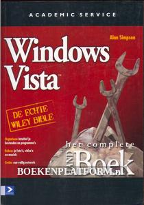 Windows Vista, het complete handboek