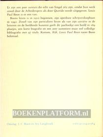 Kijk, Louis Paul Boon