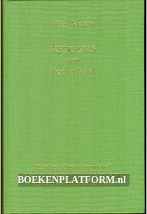 Asperges van bed tot bord