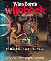 Wina Born's wijnboek
