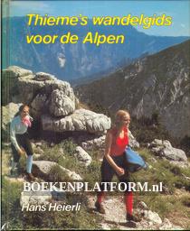 Thieme's wandelgids voor de Alpen