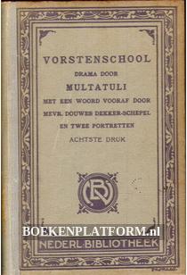 Vorstenschool, drama door Multatuli