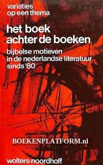 Het boek achter de boeken